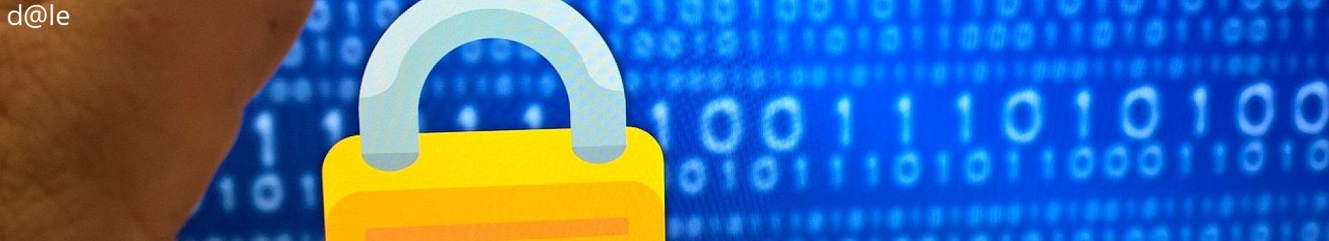 Candado , política de privacidad,