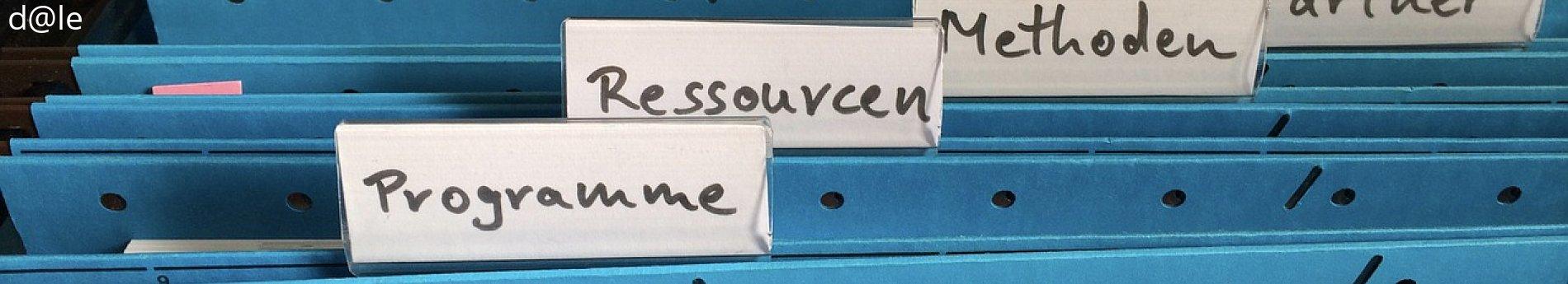 Folders de registro, registro de candidatos